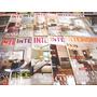 Lote De 10 Revistas De Decoração Interiores - Em Espanhol