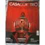 Revista Casa Cor Trio- Número 1