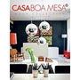 Livro Casa Boa Mesa - Book Collection - São Paulo Decoração