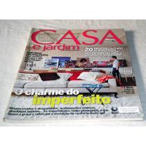 Revista Casa E Jardim Abril 2010 N.663