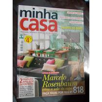 Minha Casa - Marcelo Rosenbaum/jardim Na Parede/pisos Para Á
