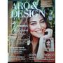 Revista Arq & Design Ano 8 Nº 41-capa Juliana Paes