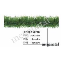 Festão Fugiron Verde- Medidas De 15cm