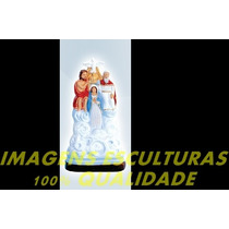 Escultura Divino Pai Eterno 20cm Linda Imagem Promoção Ml