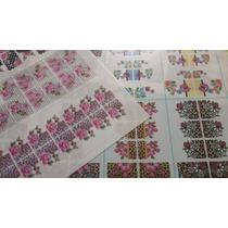 Películas De Unhas - Impressas - 168 Cartelas