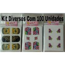 Kit C/100 Películas Léka Acessórios