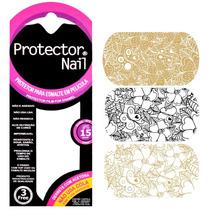 Protector Nail Película Protetora Para Esmalte - Estampa 30