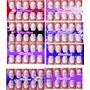 1000 Cartões Para Adesivo De Unha Personalizados