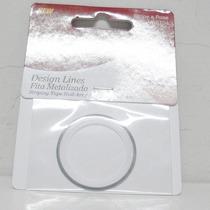 Fita Metalizada Design Lines Nast04 Stripe A Pose Kiss Ny