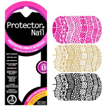 Protector Nail Película Protetora Para Esmalte - Estampa 34