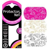 Protector Nail Película Protetora Para Esmalte - Estampa 41