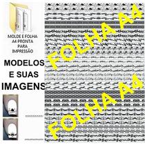 Kit Imagens 48 Francesinhas Tirinhas2 +brind Películas Unhas