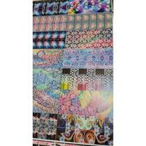 Películas De Unhas - 600cartelas - 50folhas C/ 12 Desenhos