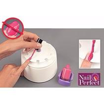 Nail Perfect Aparelho Pintar Unhas Facil E Pratico