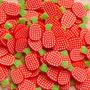 Fatias De Fimo P/ Decoração De Unhas Fruta Abacaxi Nail Art