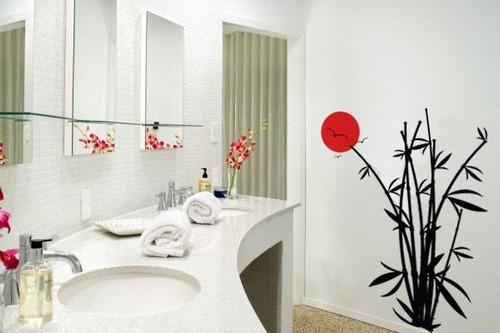 Decoração Azulejo Paredes Banheiro Cozinhas Sala Promoção  R$ 49,89 no Merca -> Decoracao Azuleijo Banheiro