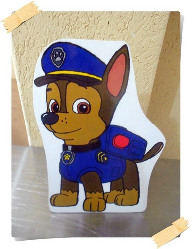 decoracao festa infantil patrulha canina : decoracao festa infantil patrulha canina:Decoração De Mesa Para Festa Infantil Patrulha Canina – R$ 15,00 no