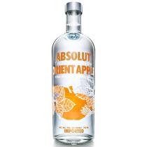 Vodka Absolut Orient Apple 1 Litro
