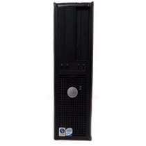 Cpu Dell Optiplex 745 Core 2 Duo 1.8 Ghz 2gb Ram Hd 160gb