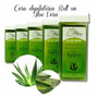 Kit Cera Egipcia Roll On Aloe Vera Ultra Fina 50 Unidades