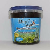 Cera Depilatória Depile Plus Algas Marinhas Pote 600g