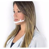 Mascara Higienica Profissional Anti Salivar Para Estetica