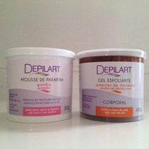 ( 25% Off ) Depilart Kit Mousse E Esfoliante - Goiaba