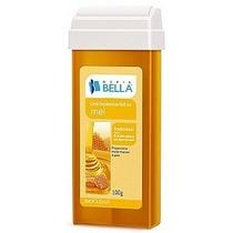 Kit Cera Depilatória Depil Bella Roll On Mel 100g 05 Unid.