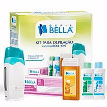 Kit Aparelho Para Depilação Depil Bella Bivolt