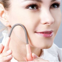 2 Molas Depiladora Remove Pelo Depilação Facial Frete Grátis