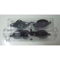 2 Óculos De Proteção P/ Usuários De Laser Ou Luz Pulsada Ipl