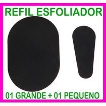 Refil Esfoliador Depilador Satin Skin Retira Celulas Mortas.