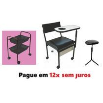 Cirandinha Kit Manicuri 03 Peças