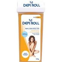 Cera Depiroll Refil Rollon 100g