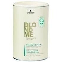 Pó Descolorante Blond Me Premium +9 Schwarzkopf - 450g