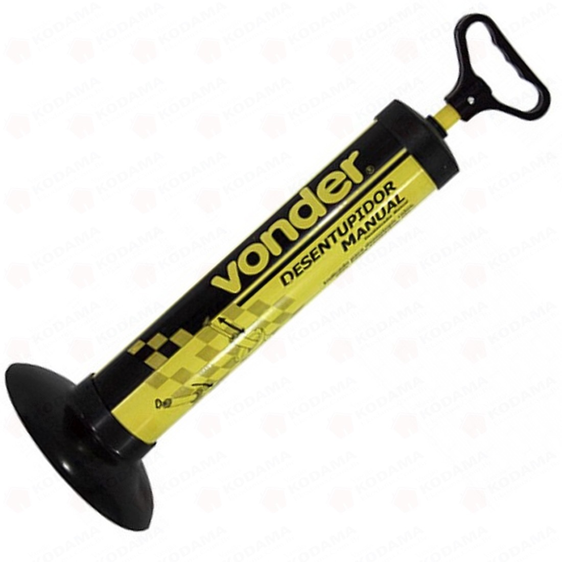 Desentupidor Vonder Manual Bomba Sucção 3 Pol. / Ekodama R$ 54 90  #9D962E 1100x1100 Acessorios Banheiro Sucção