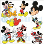Vetores E Imagens Mickey Mouse +300 Cdr, Png, Jpg + Brinde