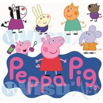55 Vetores Peppa Pig + Brinde - Frete Grátis Corel Draw Png