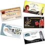 Vetor Cartões De Visita Cartão De Visita Gráfica Clientes