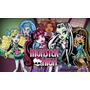 Vetores E Imagens Monster High, Envio Imediato