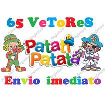 65 Vetores E Imagens Patati Patata, Photoshop Corel Draw, Ai