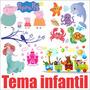 1.000 Vetores Imagens Adesivo Decorativo De Parede Infantil