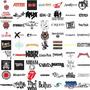 Vetores Bandas De Rock Editáveis Corel