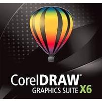 Coreldraw X6 Português Com Vetores E Curso Interativo