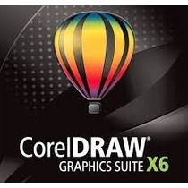Coreldraw X6 Português Com Vetores / Frete Gratis
