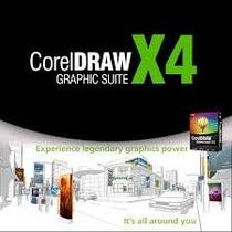 Coreldraw X4 X5 X6 Português Com Vetores Curso M. Instalação