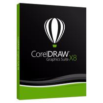 Coreldraw Graphics Suite X8 - Upgrade (download)