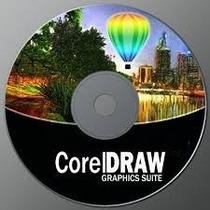 Corel Draw X6 X7 Português C/ Vetores Curso M. Instalação