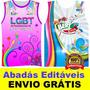 Abadás Editáveis Vetor Corel Carnaval Vetorizados Camisa