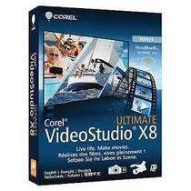 Videostudio Ultimate -x8- Portatil Licenciado